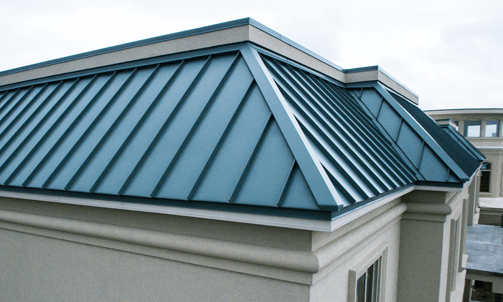 Commercial Metal Roofing Contractor In Kansas City Above