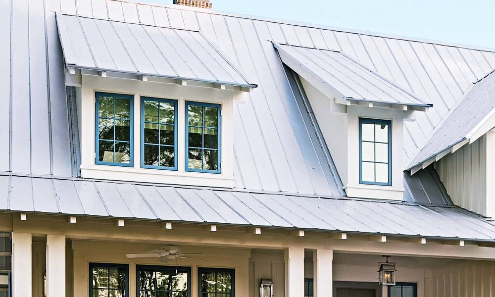 Kansas City Metal Roofing Company Above All Construction