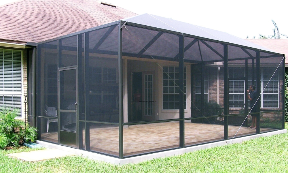 Incroyable Patio Enclosure Contractor Kansas City Above All Construction 601 Avenida  Cesar E Chavez Unit 244 Kansas
