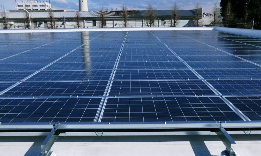 Commercial Solar Roofing In Kansas City Above All
