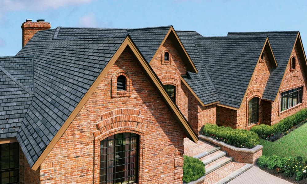 Slate Roof Roof Tile Contractors In Kansas City Above All Construction