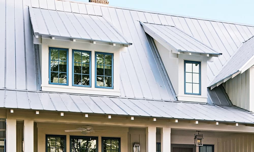 Residential Metal Roofing Contractor In Kansas City Above All Construction Kansas City