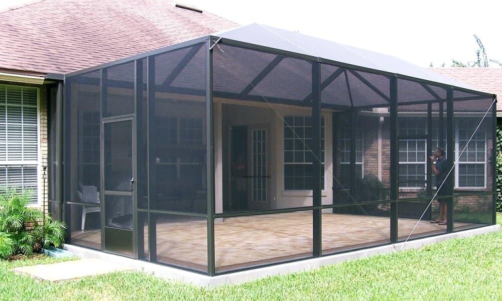 Patio Enclosure Builders Kansas City, Enclosed Patio Room